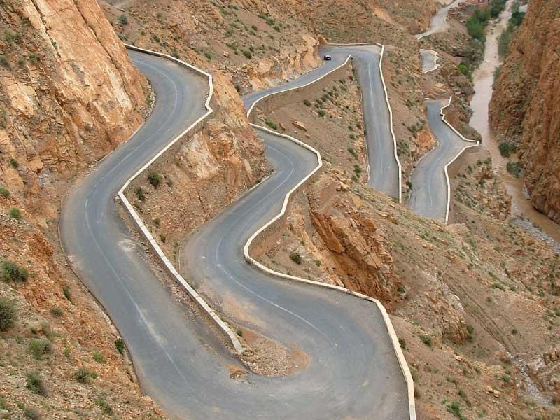 strade-marocco