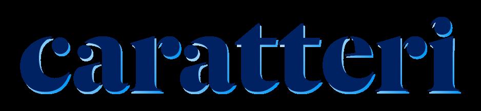 caratteri_agency_new logo